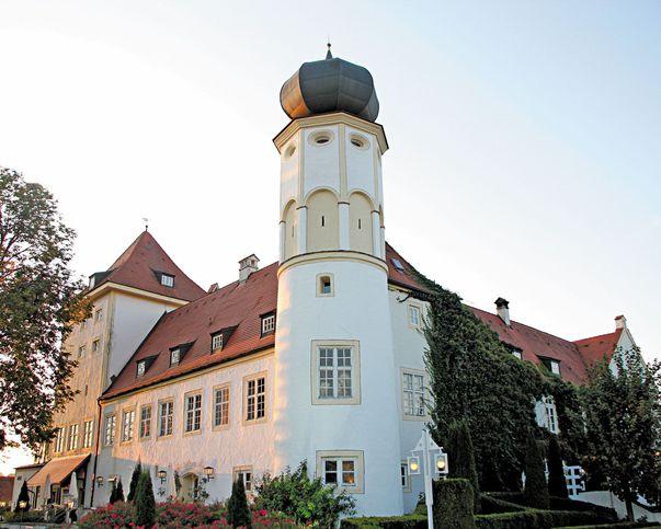 Abb. Schlosshotel Neufahrn