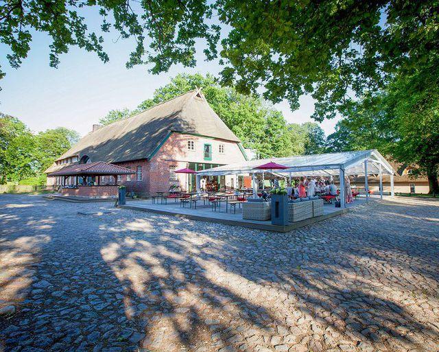 Abb. Im Herzen der Lüneburger Heide