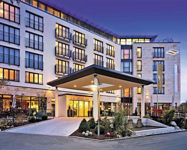 Abb. Hotel Vier Jahreszeiten Starnberg