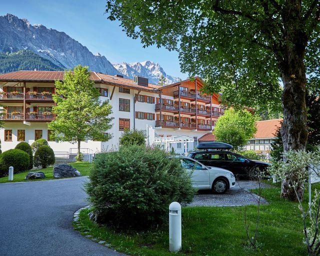 Abb. Hotel am Badersee – Ihre Wahl für gelungene Veranstaltungen