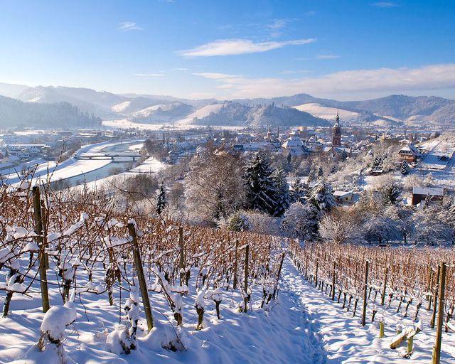 Abb. Ein neuer Weg für die Adventsstadt Gengenbach