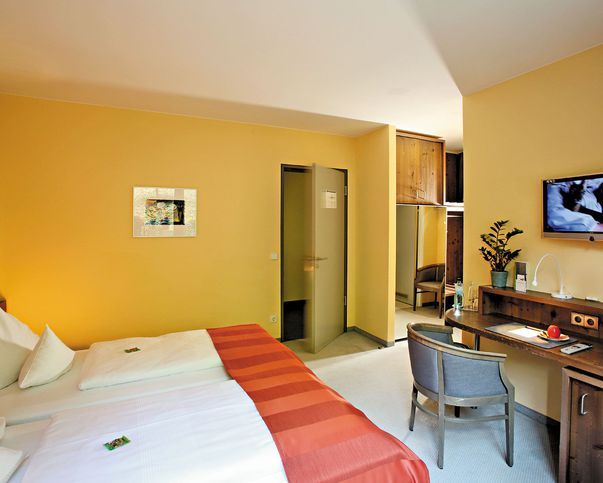 Abb. Hotel Forsthaus Grüna