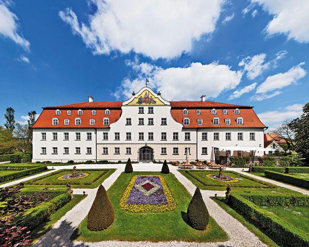 Abb. Schloss Lautrach