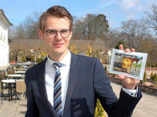 Abb. Dolce Bad Nauheim: Fairtrade-Produkte im Hotel