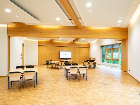 Abb. Alpenblicksaal