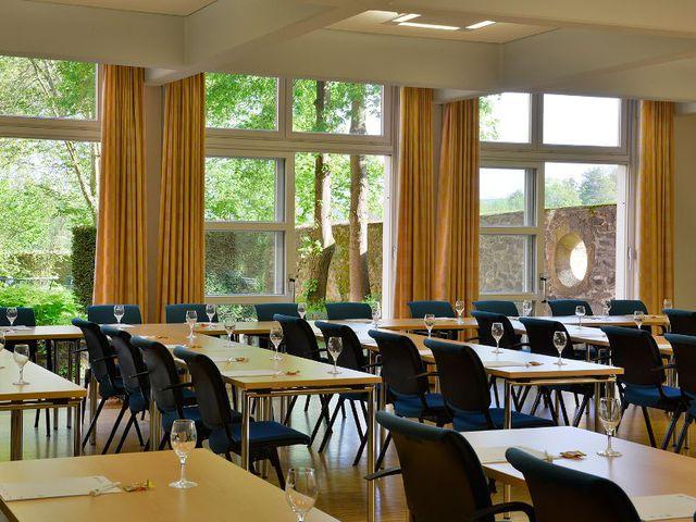 Abb. DAS Klausur- und Seminar-Hotel in Rhein-Main