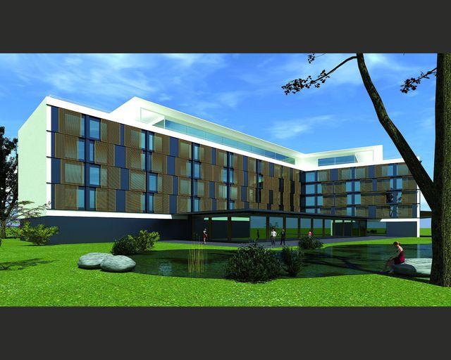 Abb. Tagen im neu eröffneten Meiser Design Hotel