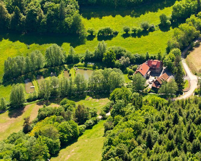 Abb. Landhaus Bärenmühle