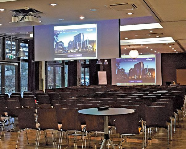 Abb. Altes Stahlwerk