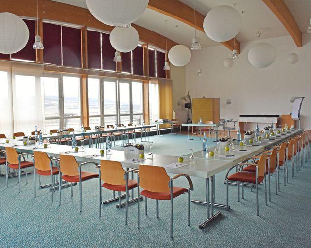 Abb. Kreatives Tagen über den Dächern von Bad Mergentheim