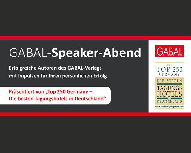 Abb. Speaker-Event in der Region Nordschwarzwald / Karlsruhe / Stuttgart