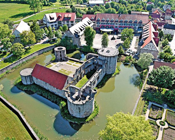 Abb. Göbels Schlosshotel