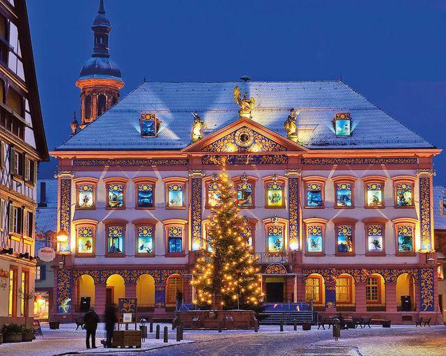 Abb. Ein weihnachtliches Tagungserlebnis,das in Erinnerung bleibt