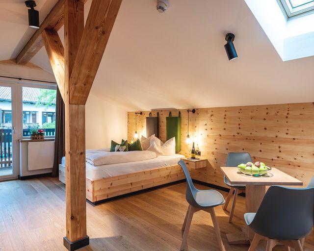 Abb. Hotel Alpenblick erstrahlt in neuem Glanz