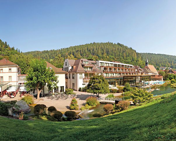 Abb. Hotel Therme Bad Teinach