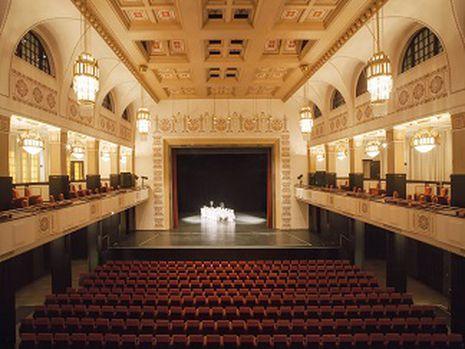 Abb. Jugendstil-Theater
