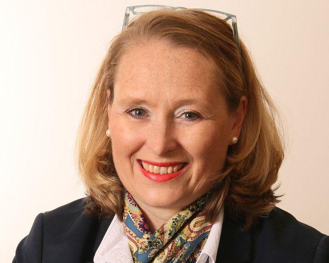Abb. Heike Reinhart ist neue Direktorin in Niedernberg