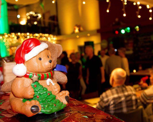 Abb. Tagen im Gitzerlitzer Weihnachtshaus - im ANDERS ist vieles möglich!