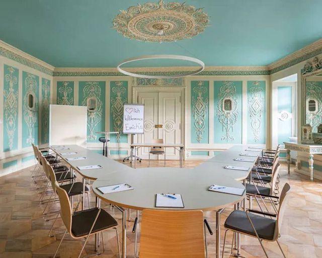 Abb. Tagen und wohnen in der Barockstadt Amorbach