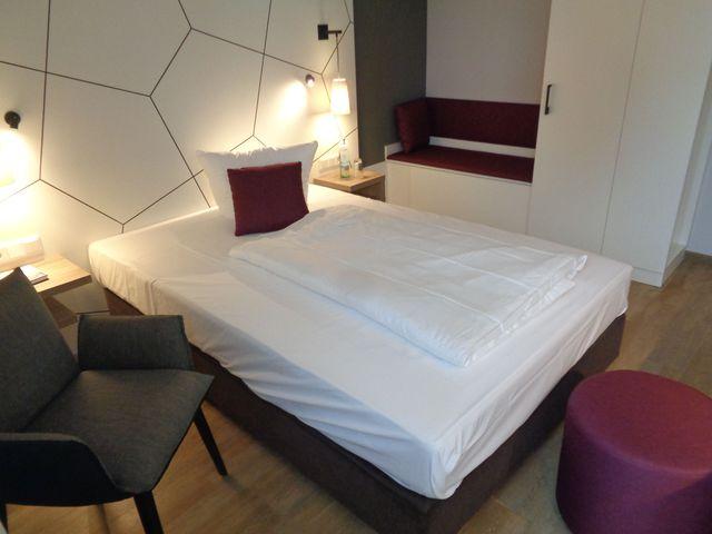 Abb. neue Zimmer im Hotel Ullrich****