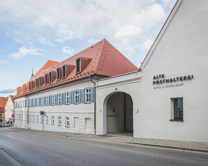 Abb. Romantik Hotel Alte Posthalterei