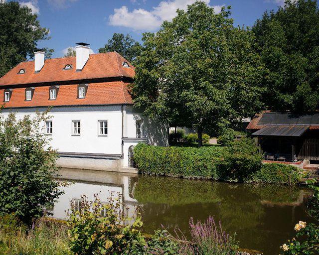 Abb. Außergewöhnliches Tagen in Schloss Hohenkammer
