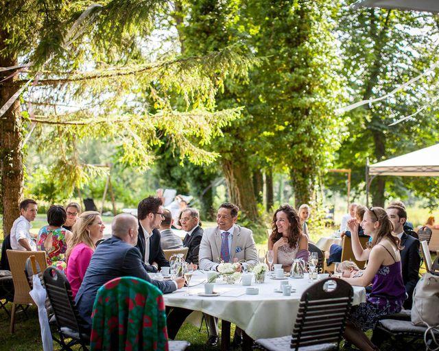 Abb. Hochzeit feiern am Starnberger See