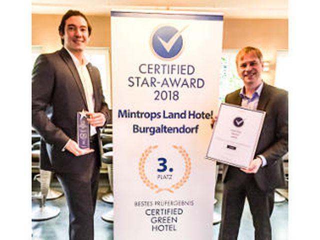 Abb. Mintrops Land Hotel zählt zu den Besten in Deutschland