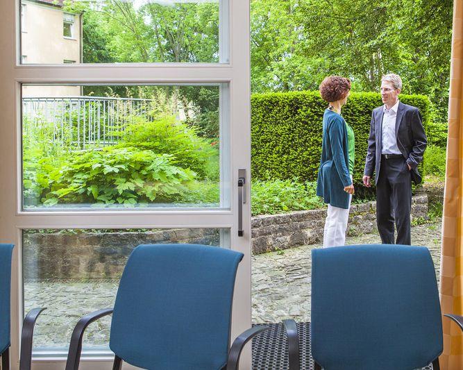 Abb. Tagungszentrum Schmerlenbach