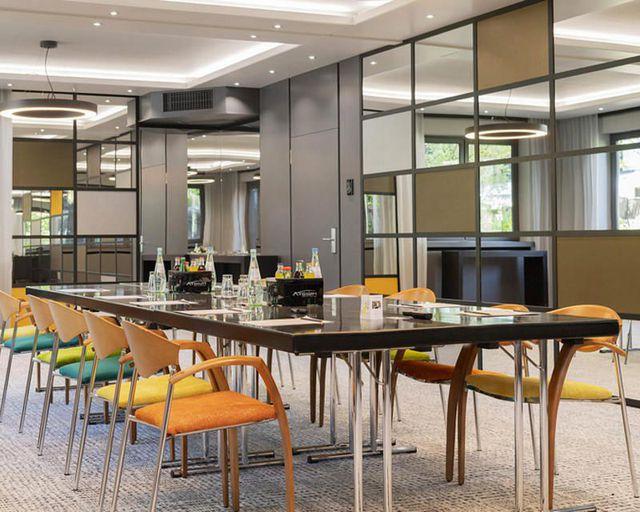 Abb. Neue Investitionen im Atrium Hotel Mainz