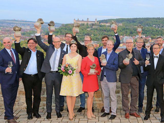 Abb. Best of Gold 2019 – die besten Weine Frankens