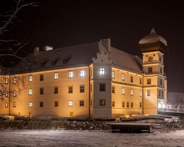 Abb. Weihnachtlich feiern auf Schloss Hohenkammer