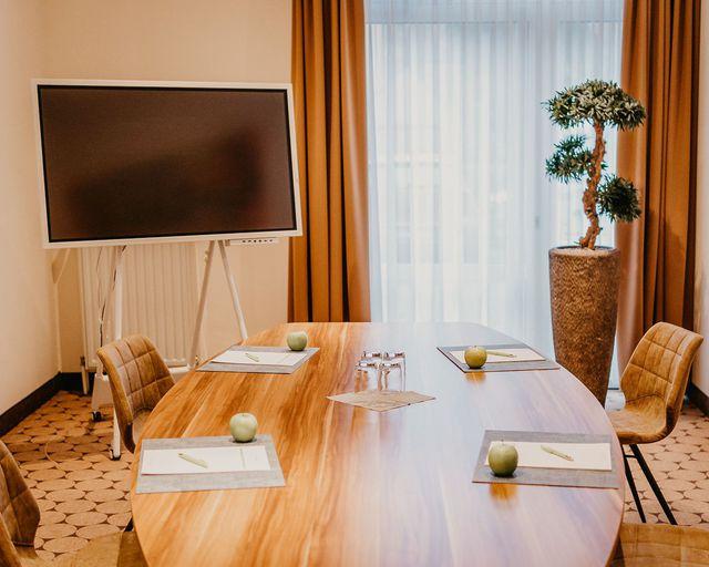 Abb. Konferenzräume dürfen in RP weiter genutzt werden