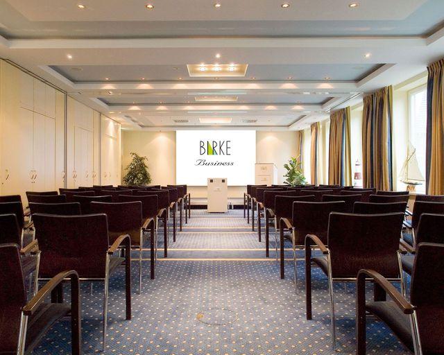 Abb. Erneut als bestes Hotel in Schleswig-Holstein bestätigt