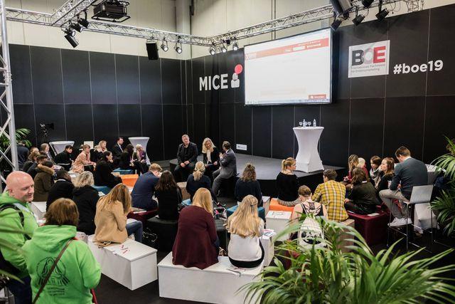 Abb. Internationale Fachmesse für Erlebnismarketing in Dortmund