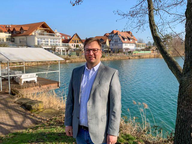 Abb. Jiri Bakarinow ist neuer Leiter Veranstaltungsverkauf