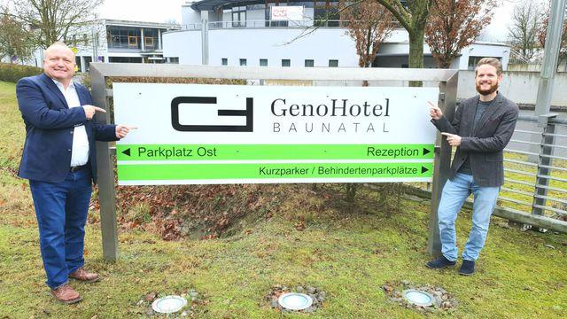 Abb. GenoHotels Baunatal und Forsbach im neuen Gewand