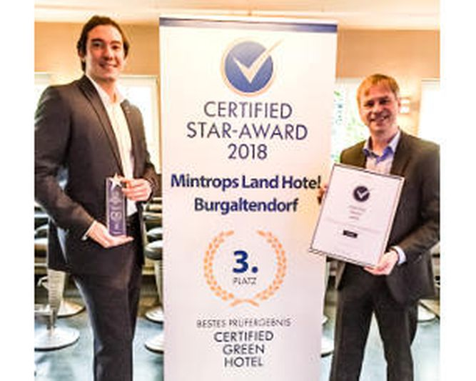 Abb. Mintrops Land Hotel Burgaltendorf****