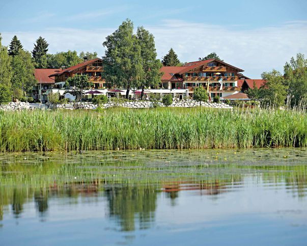 Abb. Parkhotel am Soier See