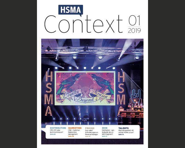 Abb. HSMA Deutschland e.V. präsentiert Magazin für Mitglieder
