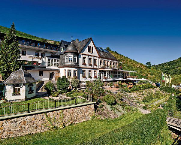 Abb. Hotel Weinberg-Schlösschen
