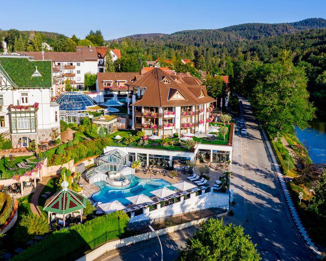 Abb. Romantischer Winkel -  RoLigio® & Wellness Resort
