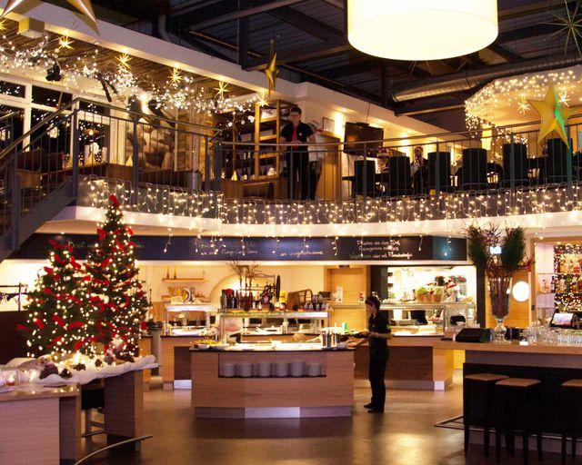 Abb. Das glitzerlitzer Weihnachtshaus kommt – wie (auch) immer!