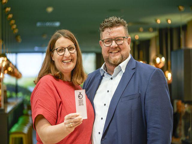 Abb. ARCADEON gewinnt den German Design Award Special 2019