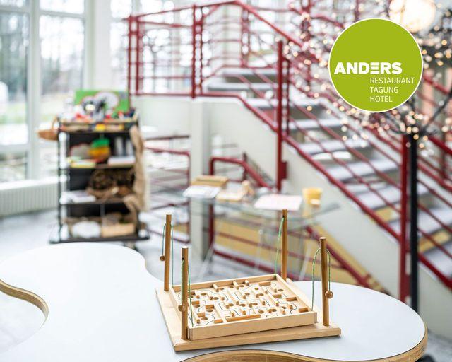 Abb. Seit 11 Jahren unter TOP 20! ANDERS Hotel & Tagung Walsrode.