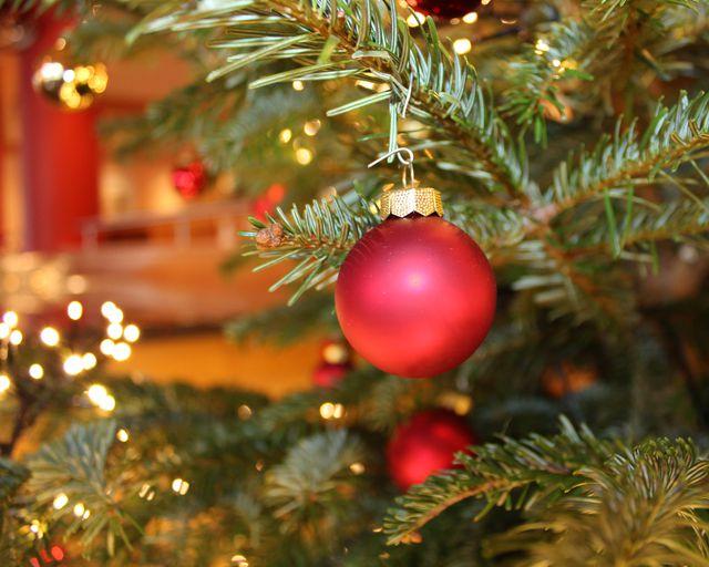 Abb. Klimaneutrale Weihnachtsfeier in Bad Herrenalb