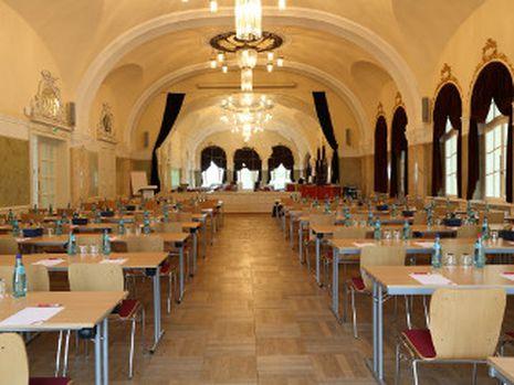 Abb. Spiegelsaal
