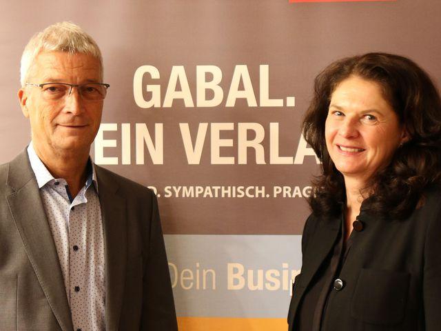 Abb. Geschäftsführerwechsel beim GABAL Verlag