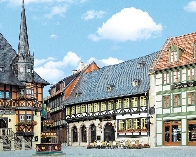 Abb. Travel Charme Gothisches Haus