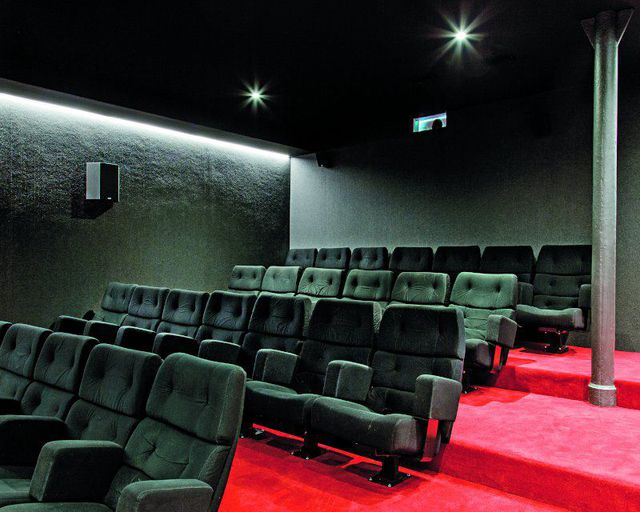 Abb. Kinosaal für Ihre Tagung